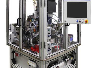 Laser Welding System for Valve Seats