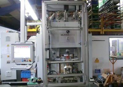 KE-Schweißanlage Halbautomatik