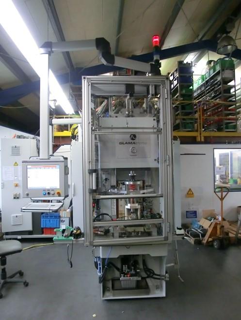 KE welding system semi-automatic