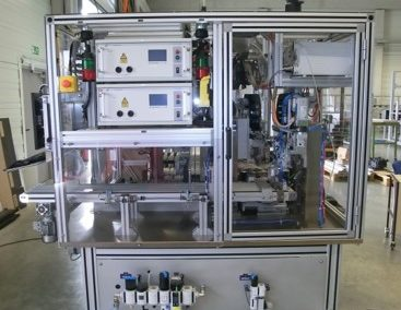 Test system for coils