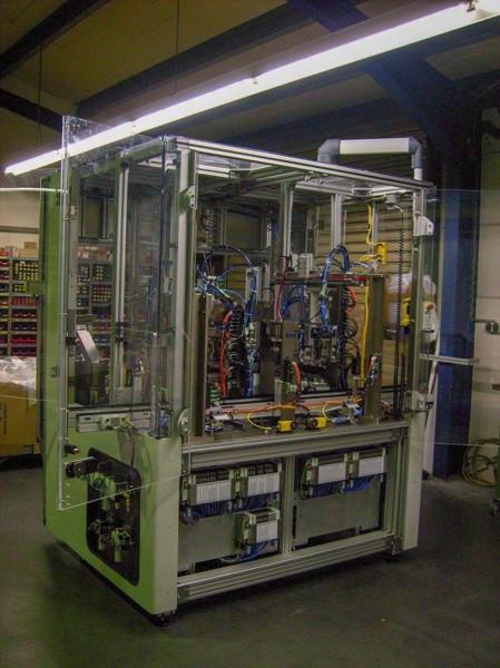 Montagestation für Pumpen