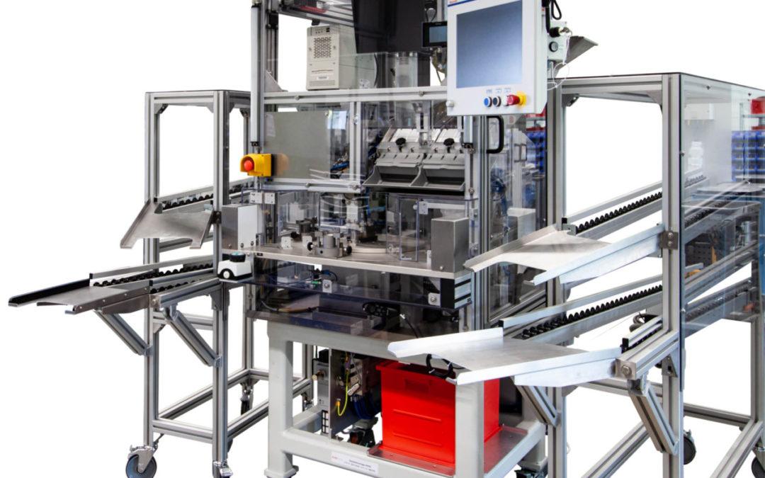 Press Station (Semi-automatic)