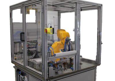 Roboter – Sortieranlage